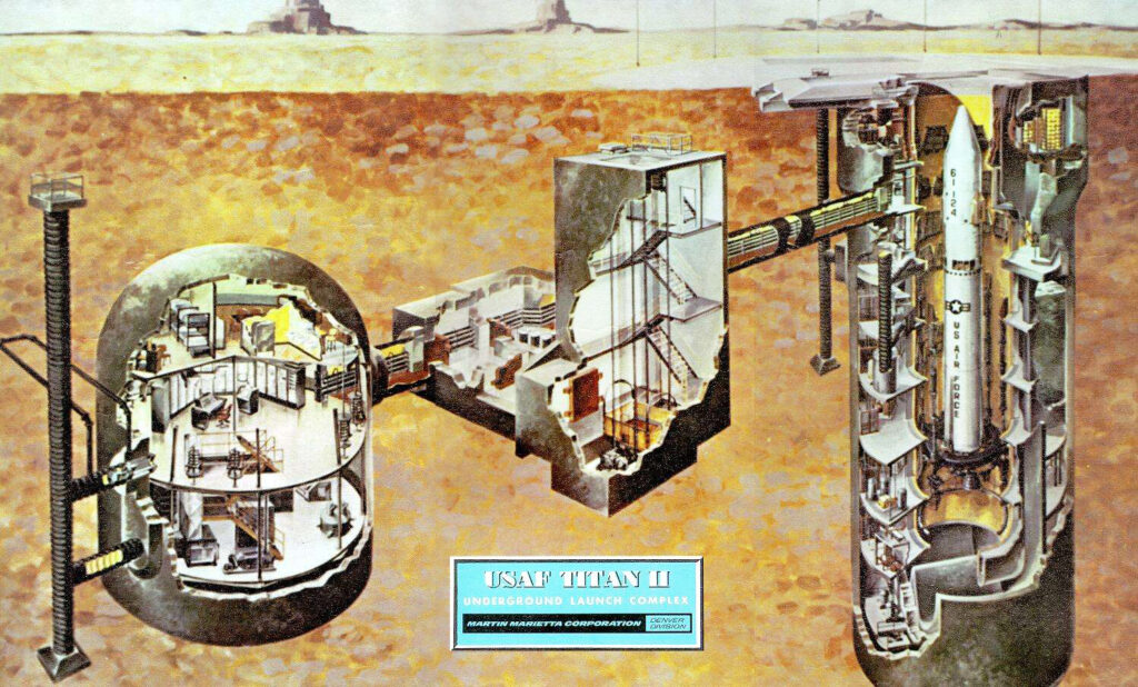 Titan II Missile Silos